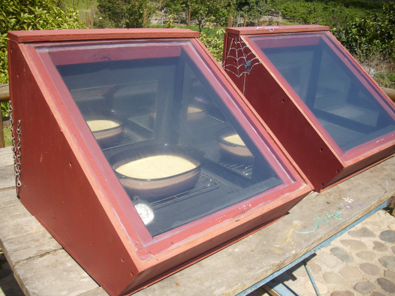 4 ways to use solar power around your home money sense for How to build a solar oven for kids